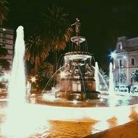 Foto tomada en Plaza Belgrano por Nahuel A. el 4/19/2014