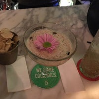Photo taken at 5 Cocktails & More by FundaK on 4/14/2018