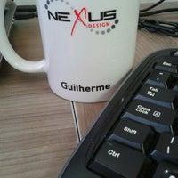 Foto tirada no(a) Nexus Design por Guilherme H. em 3/12/2013