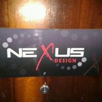 Foto tirada no(a) Nexus Design por Guilherme H. em 3/1/2013
