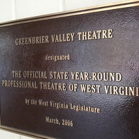 Photo taken at Greenbrier Valley Theatre by Jason B. on 8/22/2013