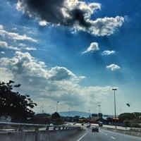 Photo taken at Flyover Traffic Light @ Bukit Tengah by Shook H. on 3/4/2013