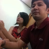 Photo taken at Makati City Mayor's Office by Robbie L. on 12/17/2012