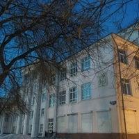 Photo taken at Школа №9 им. А. С. Пушкина by Vyacheslav P. on 3/15/2018