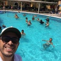 Photo taken at Costa Club Punta Arena Hotel by Luigi V. on 5/19/2017