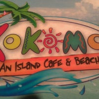 Photo taken at Kokomo's Island Cafe by Jackie B. on 6/12/2013