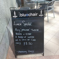 ... Photo taken at Blue Chair Cafe by Trent I. on 2/21/2013 ... & Blue Chair Cafe - North Sydney - 3 tips from 55 visitors