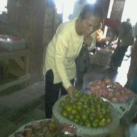 Photo taken at Pasar ACC Ampenan by Djaka F. on 5/31/2013