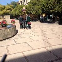 Photo taken at Instituto de la Vera-Cruz by Itzel S. on 1/21/2014