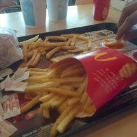 Photo taken at McDonald's by Ruzana R. on 5/1/2013