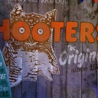 Photo taken at Hooters by Brenda B. on 3/7/2013