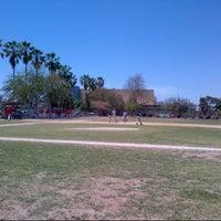 Photo taken at Sagarpa Culiacan by Hugo V. on 4/6/2013
