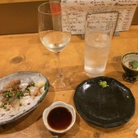 Photo taken at 魚とごはん喜六 by hatanyaaa on 3/23/2018