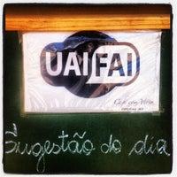 Photo taken at Café com Verso by Pedro F. on 9/28/2013