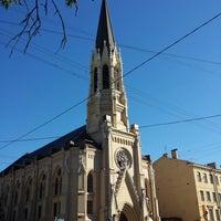 Снимок сделан в Лютеранская церковь Святого Михаила пользователем Nikita D. 6/18/2013