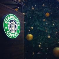 Снимок сделан в Starbucks пользователем Svetlyi 12/13/2012