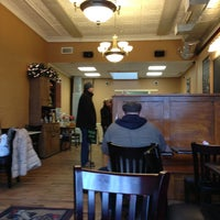 Photo taken at Main Street Bakery & Cafe by David S. on 12/29/2012