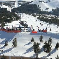Photo taken at Polat Erzurum Resort Hotel by Hülya S. on 2/3/2013