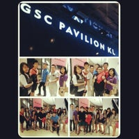 Photo taken at Gsc Pavilion Hall 12 by Cassandra Y. on 3/5/2014