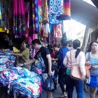 Photo taken at Pasar Umum Sukawati by Salli M. on 5/18/2014