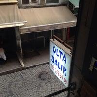 Photo taken at Olta Balık by Selami K. on 4/13/2014