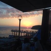 Photo taken at Black sea by Olga C. on 8/22/2014