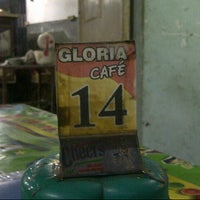 Photo taken at Gloria Food Court by windi s. on 2/15/2013