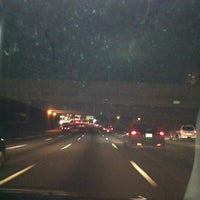 Photo taken at I-85 & Peachtree St NW by Zachary H. on 1/20/2013