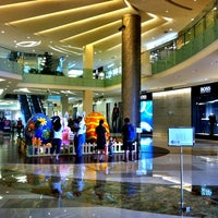 Photo taken at Gandaria City by 杨翼 on 3/16/2013