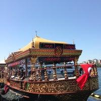 6/23/2013 tarihinde Tayfun T.ziyaretçi tarafından Tarihi Eminönü Balık Ekmek'de çekilen fotoğraf