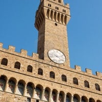 Photo taken at Palazzo Vecchio by Firenzecard on 2/26/2013