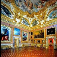 Photo taken at Pitti Palace by Firenzecard on 10/18/2013