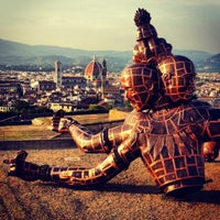 Photo taken at Forte di Belvedere by Firenzecard on 7/15/2013