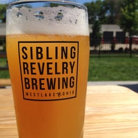 Photo taken at Sibling Revelry Brewing by Janet N. on 8/5/2017
