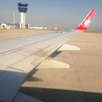 Photo taken at Nevşehir Kapadokya Airport (NAV) by Tunay E. on 4/26/2013