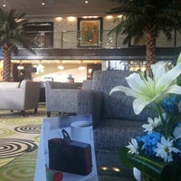 Photo taken at Holiday Inn by Hussein M. on 1/23/2013