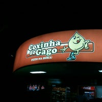 Photo taken at Coxinha do Gago by Marcos F. on 1/27/2013