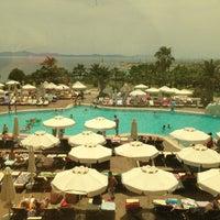 6/7/2013 tarihinde Diana S.ziyaretçi tarafından Didim Beach Resort & Elegance'de çekilen fotoğraf