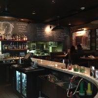 Barcelona wine bar restaurant spanish restaurant in for Fish restaurant stamford