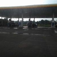 Photo taken at SPBU Shell by Batara S. on 2/23/2013