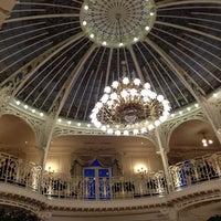 Photo taken at Hôtel Hermitage Monte-Carlo by Dinorah G. on 7/19/2013