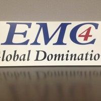 Photo taken at EMC Corporation by Karyn D. on 7/11/2013