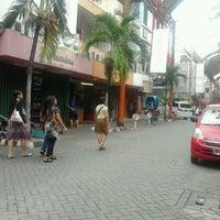 Photo taken at Pasar Baru (Passer Baroe) by Natalius D. on 2/3/2013