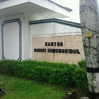 Photo taken at Kantor Bupati by Natalius D. on 2/26/2013