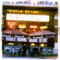 Photo taken at Herberg De Dulle Griet by Griet D. on 2/4/2013