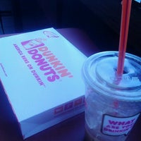 Photo taken at Dunkin Donuts by Tieasha C. on 3/14/2013