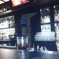 Photo taken at ALIBI. cocktail and music bar by David K. on 3/26/2013