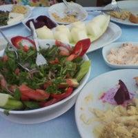 Photo taken at Antigoni Restaurant by Aysun M. on 8/2/2013