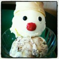 Photo taken at Blueberry Ice Cream by Elok H. on 2/1/2013