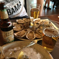 Photo taken at Rappahanock Oyster Bar by Gwynne K. on 5/25/2013